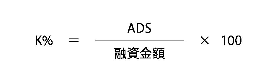 K%(ローンコンスタント)の計算式